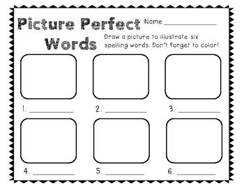 Working with Words Activities