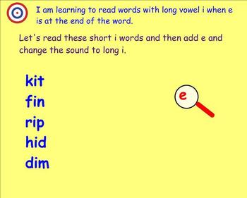 Working with Words SMART notebook for Grade 2 Treasures 1.4
