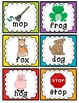 Working with Words, Short Vowels