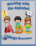 Working with the Alphabet Mega Bundle!
