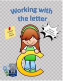 Alphabet - Working with the Letter C