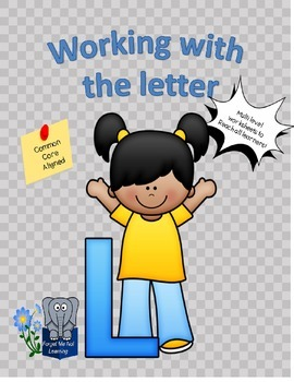 Working with the Letter L