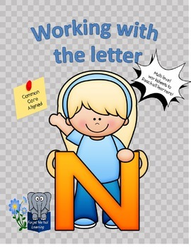 Working with the Letter N