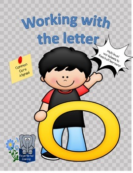 Working with the Letter O