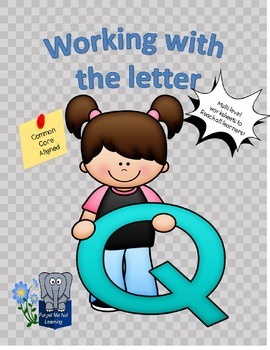 Working with the Letter Q