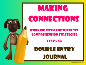 Working with the Super Six Comprehension Strategies - Doub