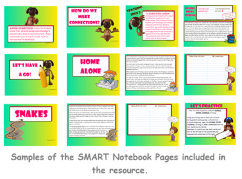 Super Six Comprehension Strategies - Making Connections - Double  Entry Journal