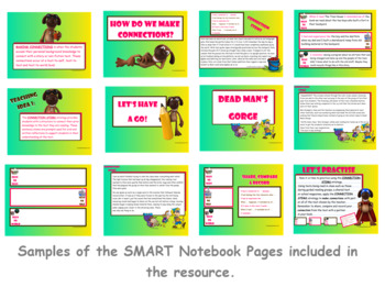 Super Six Comprehension Strategies - Making Connections - Connection Stems