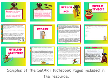 Working with the Super Six Comprehension Strategies – Test Style Questioning