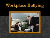 Workplace Bullying Lesson PP and Worksheets