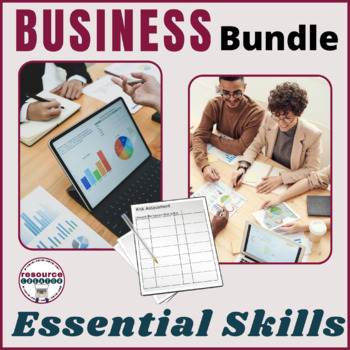 Workplace Essential Skills Bundle