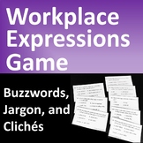 Workplace Expressions Job Skills and Career Game -Printabl