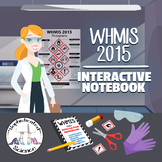 Workplace Hazardous Material Information System Interactive Notebook-WHMIS 2015