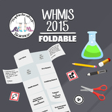 Workplace Hazardous Material Information System (WHMIS-2015) Foldable