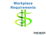 Workplace Requirements PowerPoint Presentation