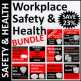 Workplace Safety and Health Activities BUNDLE