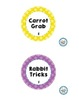 Workplace Station Labels for Bridges 3rd Grade - Labels and Nametags - Editable