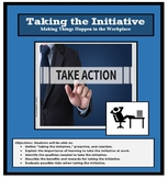 """Employment, """"TAKING THE INITIATIVE,"""" Career Readiness, Vocational, Careers"""