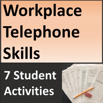 Workplace Telephone Skills and Etiquette