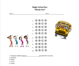 Works Out - Magic School Bus Quiz - Multiple Choice