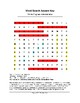 Works Progress Administration Word Search (Grades 4-5)
