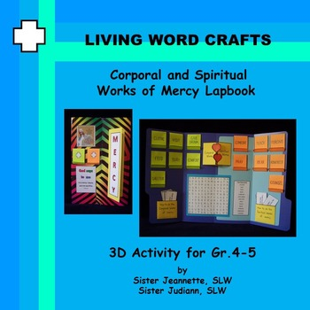 Works of Mercy Lapbook for grades 3 and 4