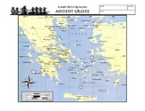 Latitude and Longitude Worksheets- Ancient Greece- Questio