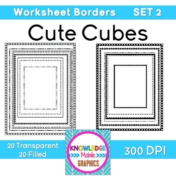 Worksheet Borders
