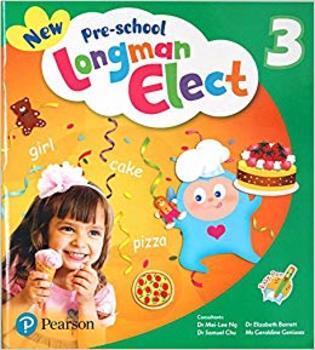 Worksheet Bundle - New Pre-school Longman Elect 3 (Units 1-9)
