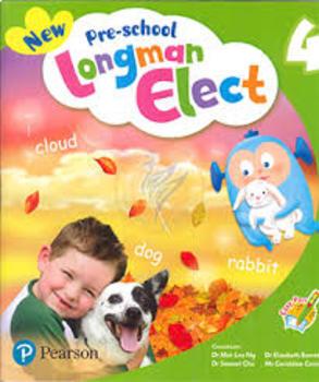 Worksheet Bundle - New Pre-school Longman Elect 4 (Units 1-5)