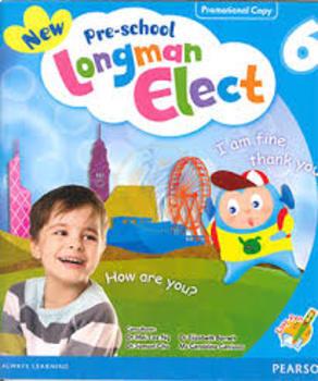 Worksheet Bundle - New Pre-school Longman Elect 6 (Units 1-9)