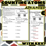 Worksheet: Counting Atoms ADVANCED Version C