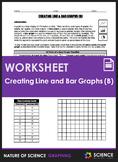 Worksheet - Creating Line and Bar Graphs (Part 2)