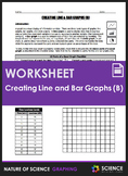 Worksheet - Creating Line and Bar Graphs (Part 2)