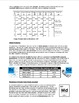 Worksheet - Mendeleev's Periodic Table of Elements