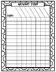 Worksheet Tracker