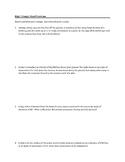 Worksheet: Right Triangle Trig Word Problems