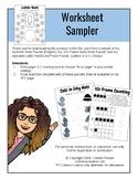 Worksheet Sampler
