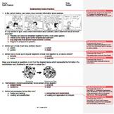 Worksheet - Sedimentary Rocks #2 *EDITABLE* (WITH ANSWERS EXPLAINED)