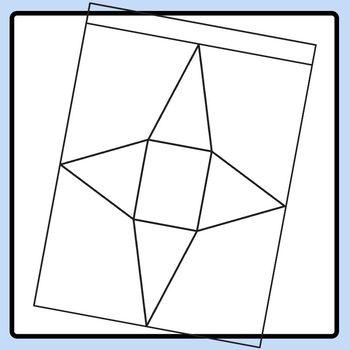Worksheet Templates Stars Blank Templates Clip Art Set Commercial Use