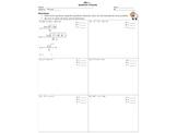 Worksheet: The Quadratic Formula
