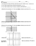 Worksheet Transformations: Dilations
