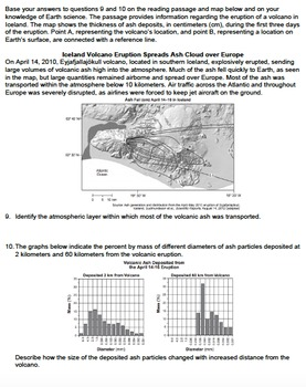 Worksheet - Wind Erosion and Deposition (WITH ANSWERS EXPLAINED) *Editable*