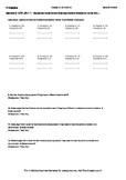 Worksheet for 3.NF.3A-1.1 - Students must know that equivalent fractions name t