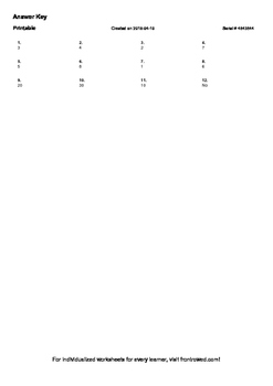 Worksheet for 4.NF.5-1.1 - Students must generate equivalent decimal fractions (