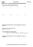 Worksheet for 5.NF.3-1.0 - Interpret a fraction as division of the numerator by