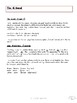 Worksheet for German Sounds Ä, E, I