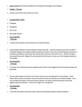 Worksheet for Global Aim # 61