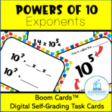 Worksheet for Interactive Boom Cards-Common Denominators