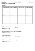 Worksheet for K.CC.1-1.2-Count to 10